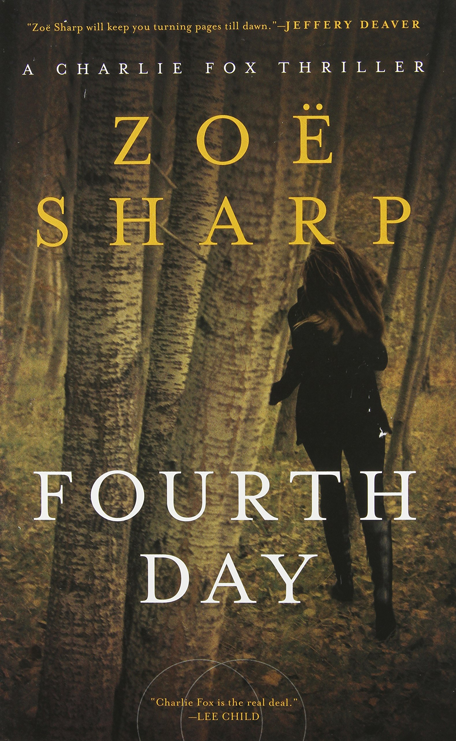 Book Cover of Fourth Day