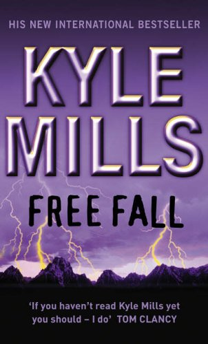 Book cover of Free Fall