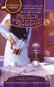 Book cover of French Pressed