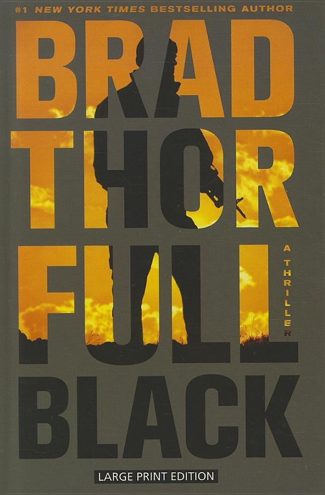 Book cover of Full Black