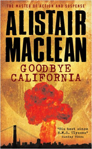 Book Cover of Goodbye California