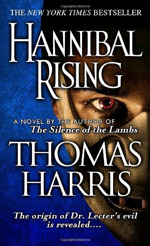 Book Cover of Hannibal Rising