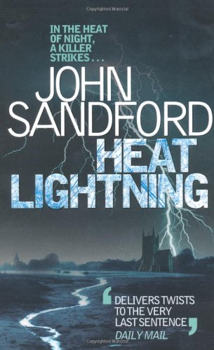 Book Cover of Heat Lightning