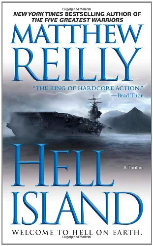 Book cover of Hell Island