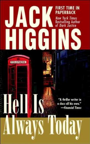 Book cover of Hell is Always Today