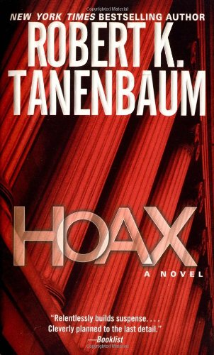 Book cover of Hoax