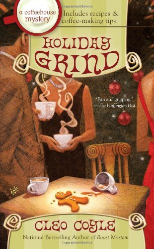Book cover of Holiday Grind