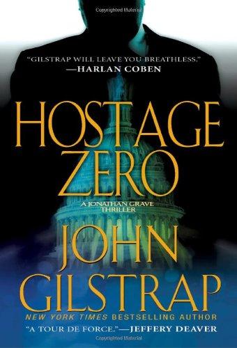 Book cover of Hostage Zero