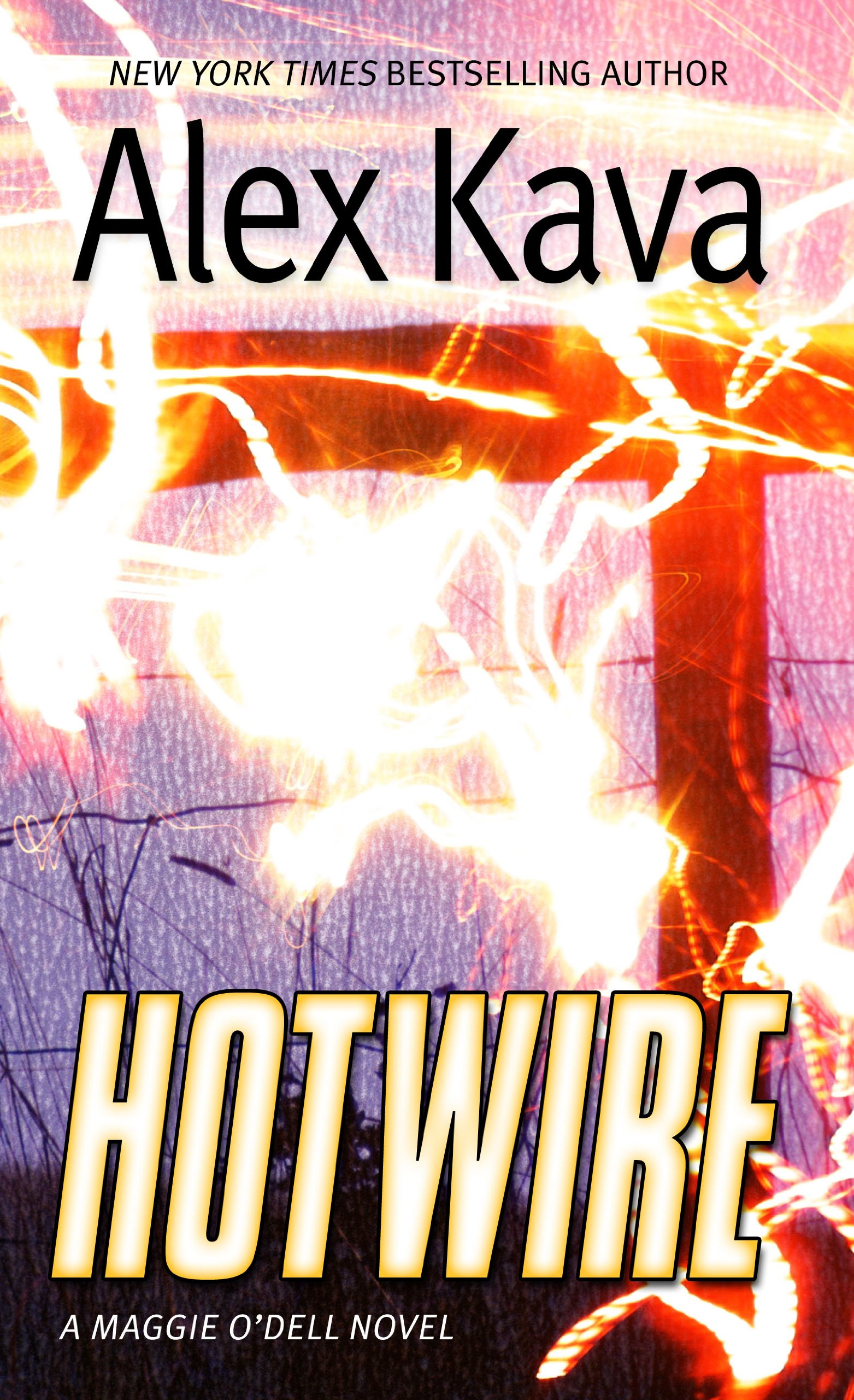 Book cover of Hotwire