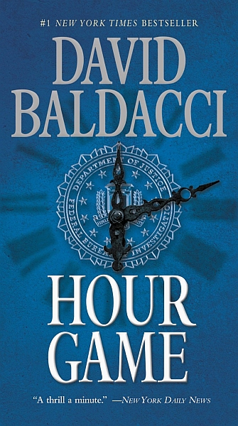 Book cover of Hour Game