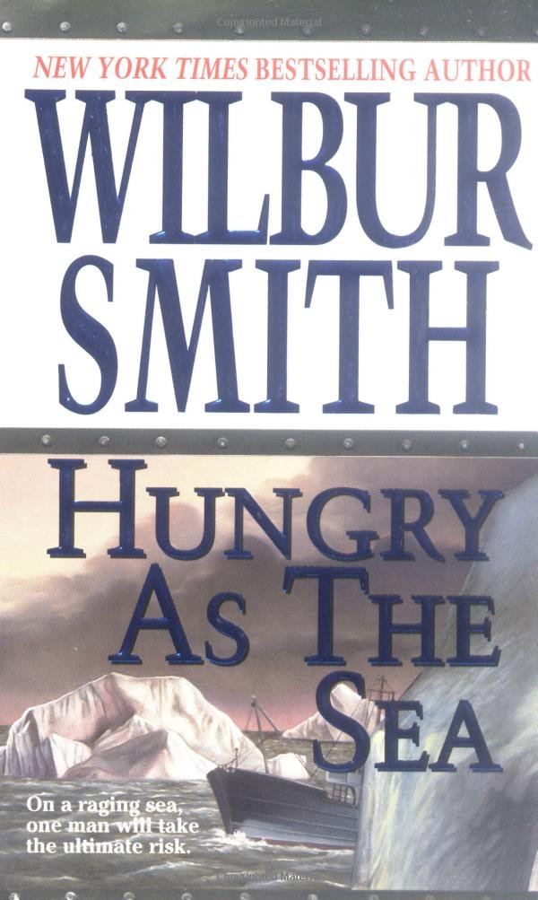 Book cover of Hungry as the Sea