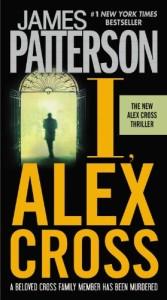 Book cover of I, Alex Cross