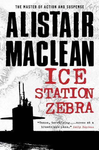 Book Cover of Ice Station Zebra