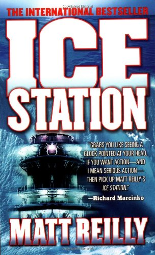 Book cover of Ice Station