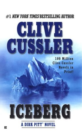Book Cover of Iceberg