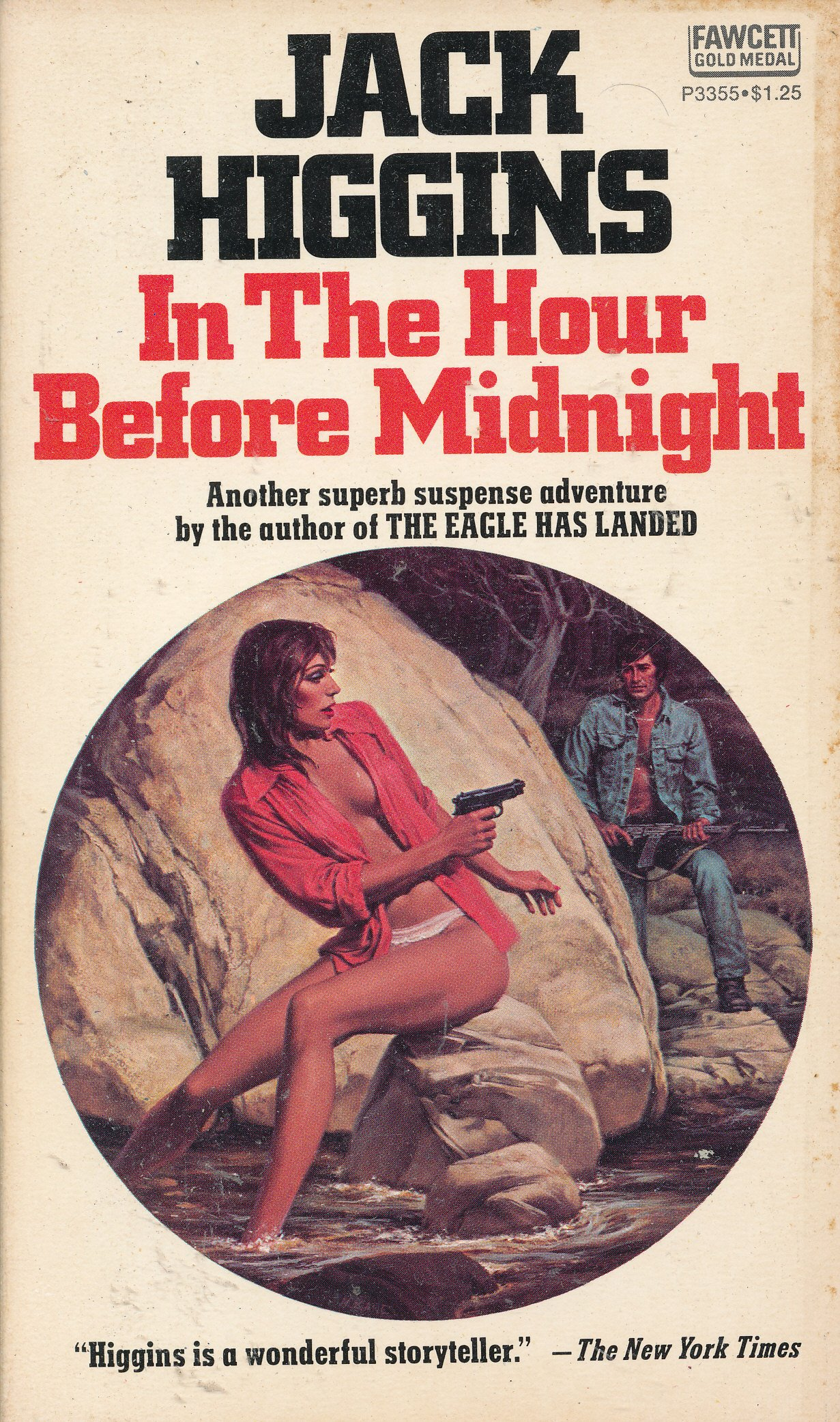 Book cover of In the Hour Before Midnight (The Sicilian Heritage)