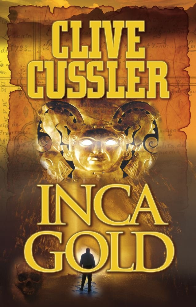 Book Cover of Inca Gold