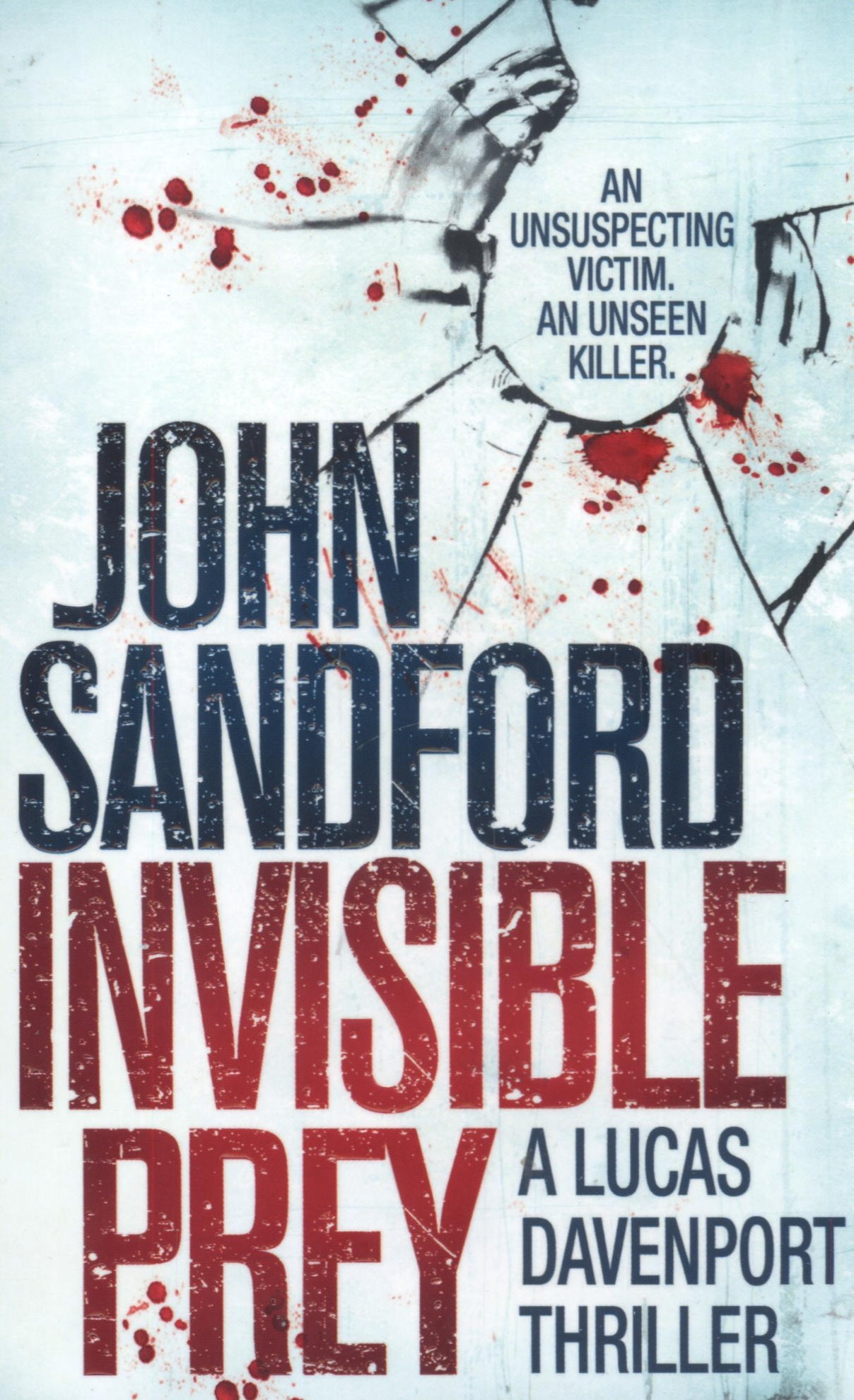 Book Cover of Invisible Prey