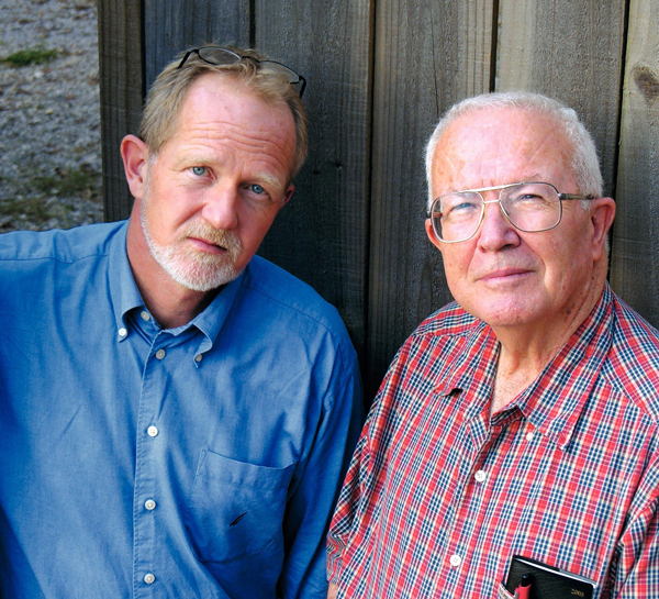 Photo of Jefferson Bass (Dr Bill Bass & Jeff Jefferson)