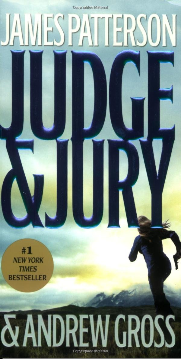 Book Cover of Judge and Jury