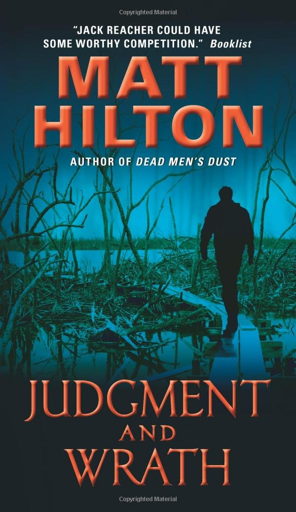 Book cover of Judgement and Wrath