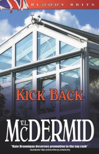 Book cover of KickBack