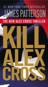 Book cover of Kill Alex Cross