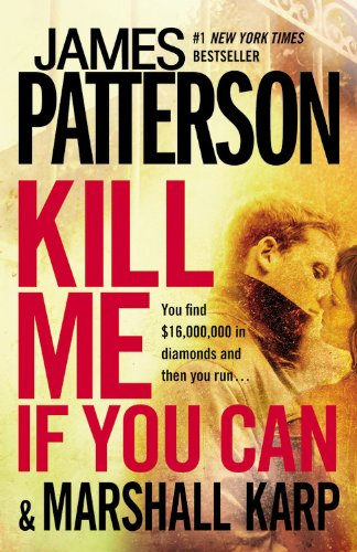 Book Cover of Kill Me if You Can