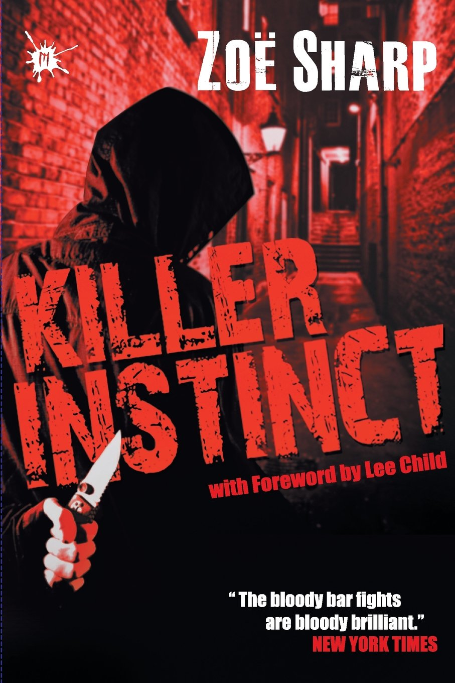 Book Cover of Killer Instinct
