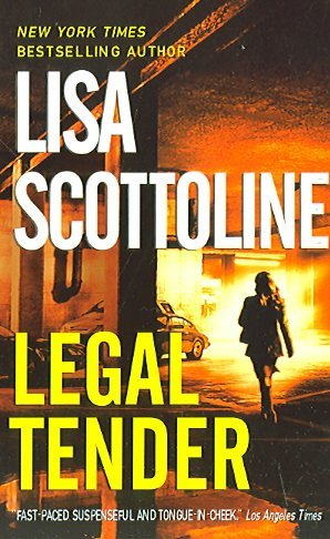 Book Cover of Legal Tender