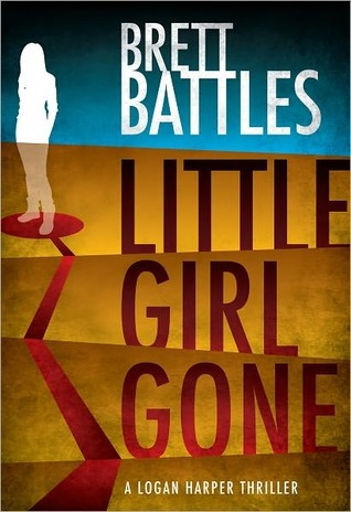 Book cover of Little Girl Gone