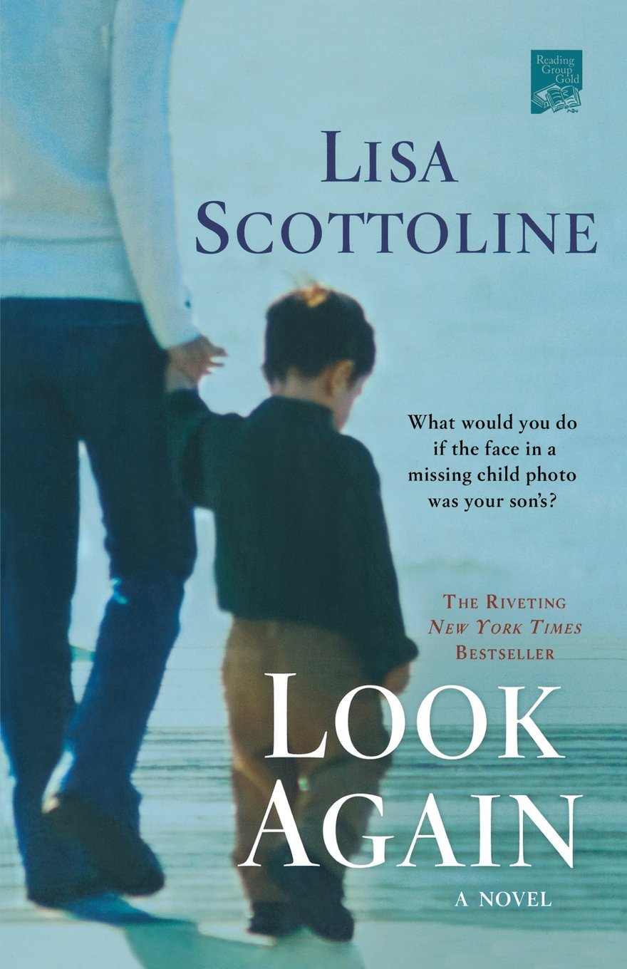 Book Cover of Look Again
