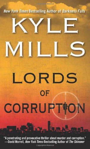 Book cover of Lords of Corruption