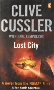 Book Cover of Lost City