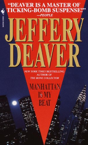 Book cover of Manhattan Is My Beat