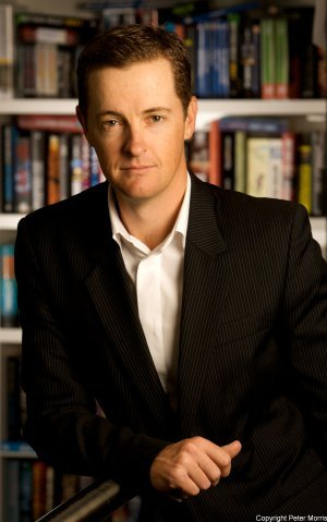 Photo of Matthew Reilly