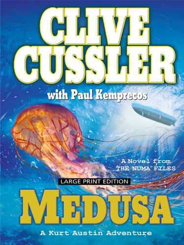 Book Cover of Medusa