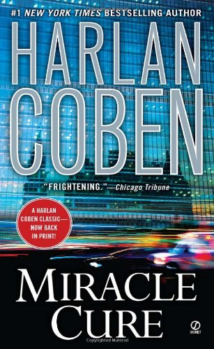 Book cover of Miracle Cure