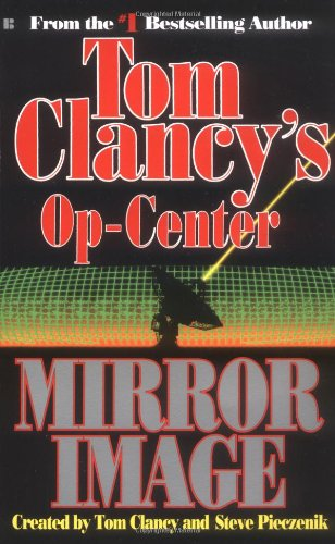 Book cover of Mirror Image