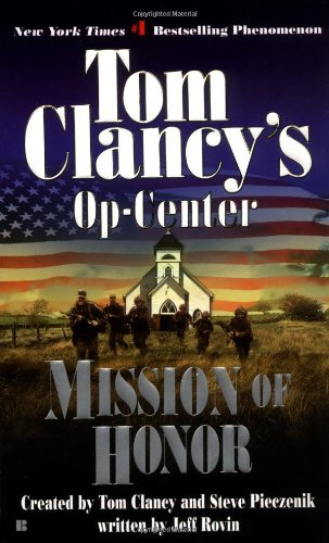 Book cover of Mission Of Honor