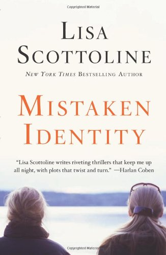 Book Cover of Mistaken Identity
