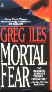 Book cover of Mortal Fear