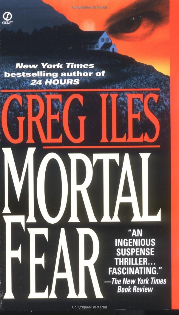 Book cover of Mortal Fear