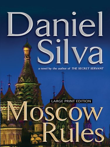 Book Cover of Moscow Rules