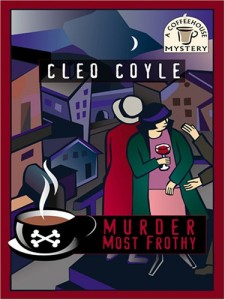 Book cover of Murder Most Frothy