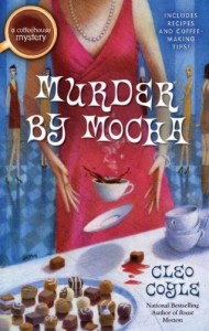 Book cover of Murder by Mocha