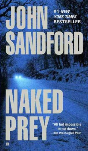 Book Cover of Naked Prey