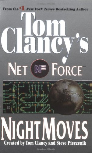 Book cover of Net Force