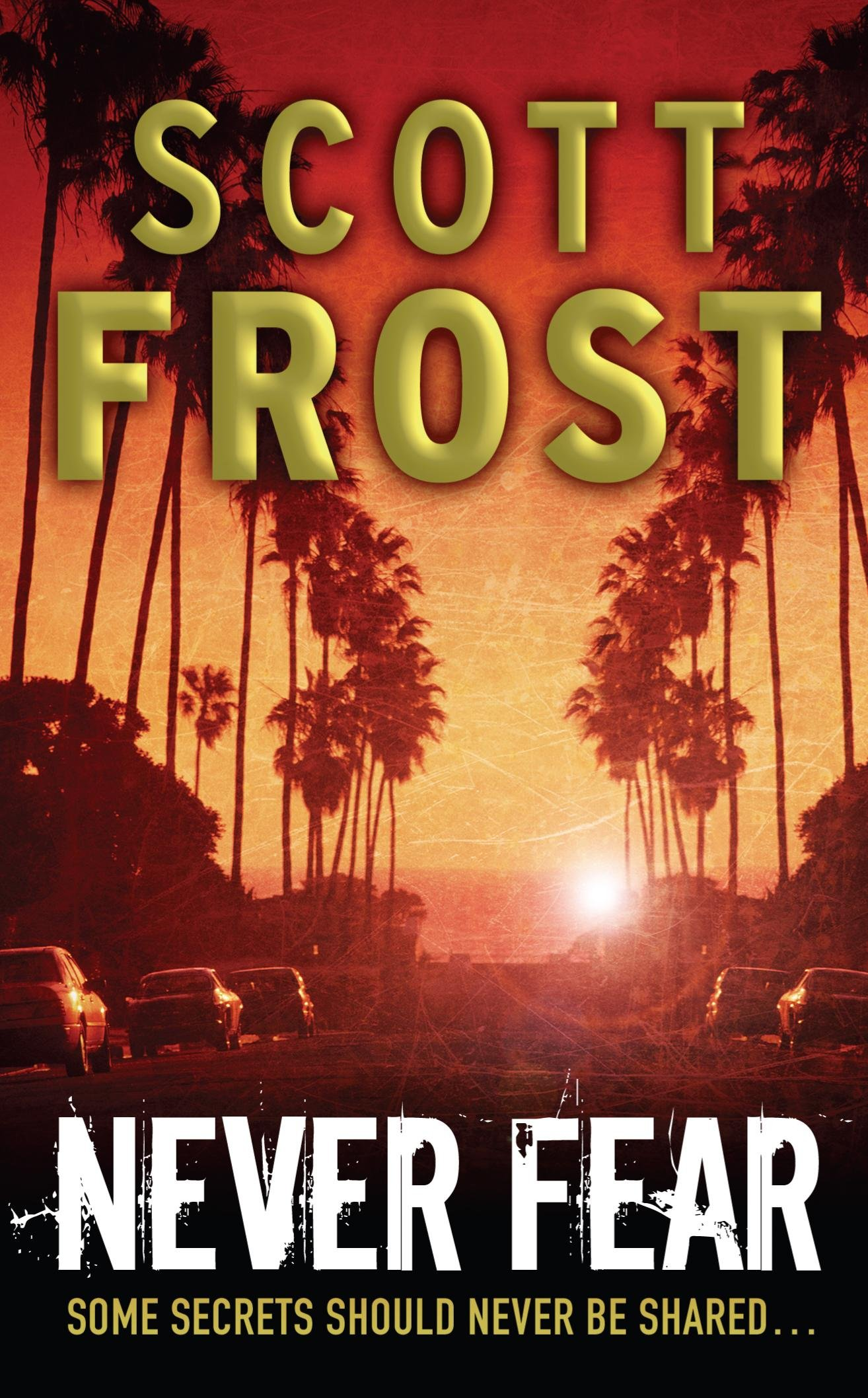 Book cover of Never Fear