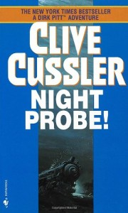 Book Cover of Night Probe